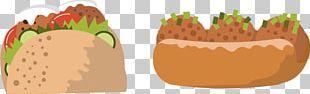 Hamburger Hot Dog Fast Food Restaurant Meatball PNG
