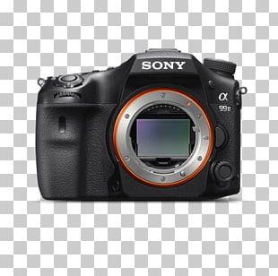 Sony Alpha 99 Sony α7R II Camera Full-frame Digital SLR PNG