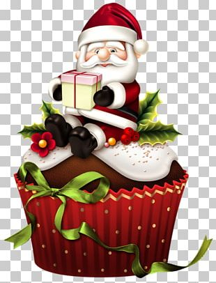 Cupcake Christmas Cake Cake Recipes PNG