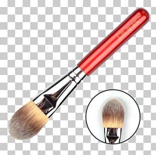 Ink Brush Makeup Brush Make-up Pen PNG
