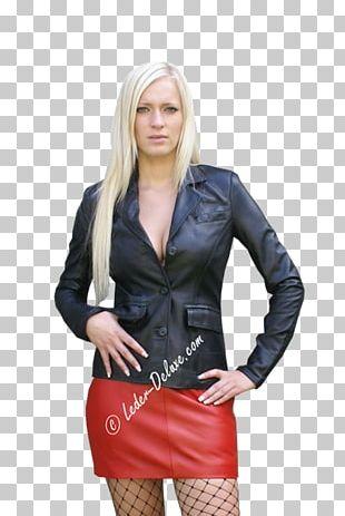 Blazer Leather Jacket Fashion PNG