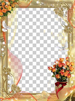 Frames Wedding PNG
