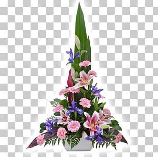 Floristry Cut Flowers Lilium Flower Bouquet PNG