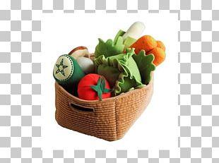 IKEA Child Vegetable Toy Basket PNG