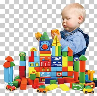 Toy Block Child Bag PNG