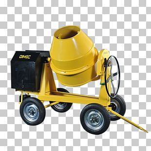 Cement Mixers Concrete Betongbil Machine Industry PNG