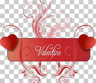 Wedding Invitation Valentines Day Heart PNG