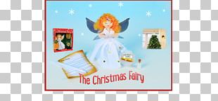 Christmas Tree Santa Claus Fairy Door Greeting & Note Cards PNG