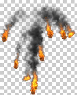Fire Smoke Flame PNG