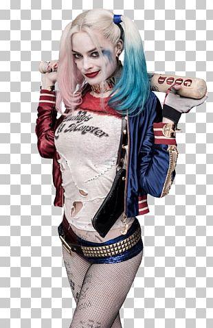 Margot Robbie Harley Quinn Joker Captain Boomerang Deadshot PNG