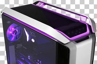 Computer Cases & Housings Power Supply Unit ATX Cooler Master Silencio 352 PNG