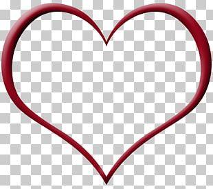 Frames Heart Decorative Arts PNG