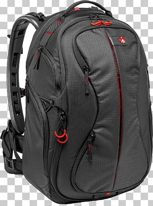 Nikon D90 Backpack Camera Manfrotto Photography PNG