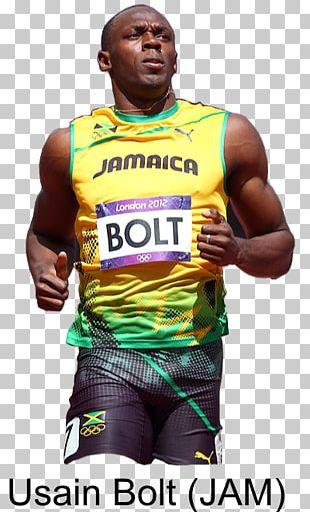 Usain Bolt Athlete 2012 Summer Olympics PNG