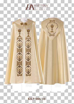 Cope Dalmatic Liturgy Chasuble Vestment PNG