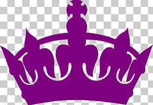 Crown Purple Tiara PNG