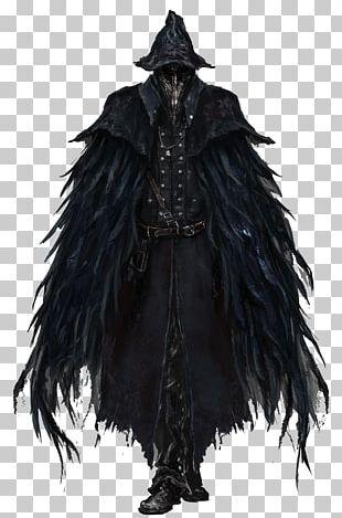 Dark Souls Bloodborne PlayStation 4 Character Concept Art PNG