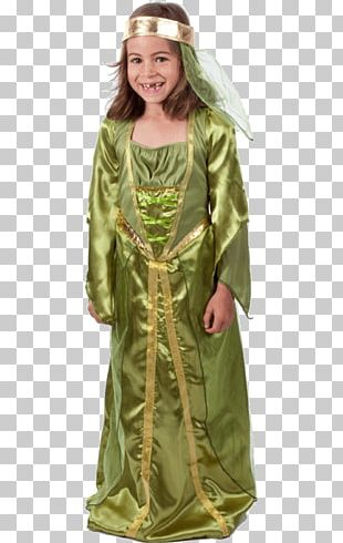 Robe Costume Design Gown Character PNG