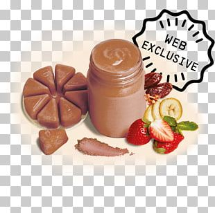 Evive Smoothie Frozen Dessert Chocolate Superfood PNG