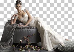 Wedding Dress Bride Formal Wear PNG