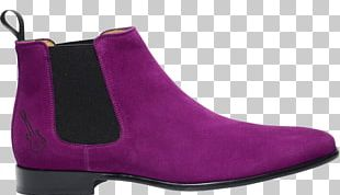 Chelsea Boot Slipper Shoe Suede PNG