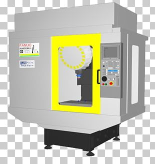 Machine FANUC Computer Numerical Control ロボドリル Robot PNG