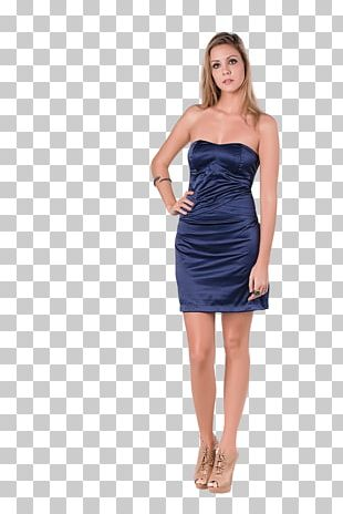 Cocktail Dress Fashion Woman Clothing PNG
