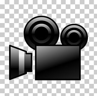 Emoji Photographic Film Movie Camera PNG