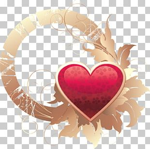 Heart Valentine's Day Romance PNG