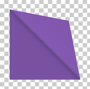 Paper Bellflower Origami Art Square PNG