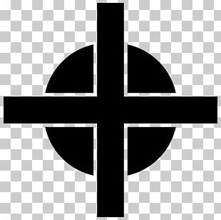 Sun Cross Ringed Cross Solar Symbol PNG