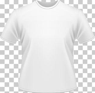 T-shirt Cotton Clothing Collar PNG