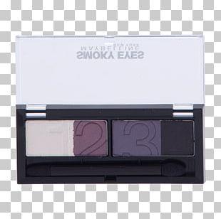 Eye Shadow Cosmetics Smokey Eyes Maybelline PNG