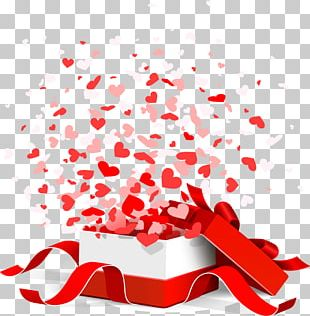 Gift Valentine's Day PNG