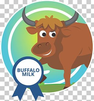 Dairy Cattle Milk Water Buffalo Dairy Products PNG