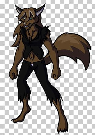 Werewolf Drawing Gray Wolf Legendary Creature YouTube PNG