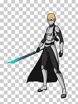 Baseball Sword Character Cartoon Fiction PNG
