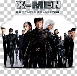 Professor X Nightcrawler X-Men Film Superhero Movie PNG