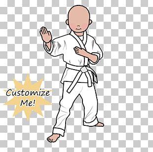Martial Arts Karate Child Dojo PNG