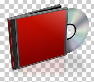 Optical Disc Packaging Compact Disc CD-ROM Album Cover PNG