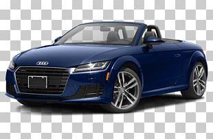 2017 Audi TTS Sports Car 2018 Audi TT Convertible PNG