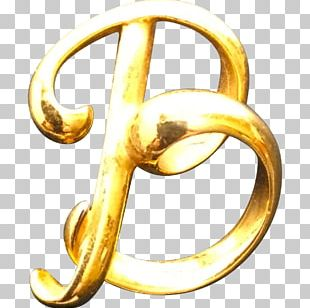 Gold-filled Jewelry Metal Brooch Colored Gold PNG