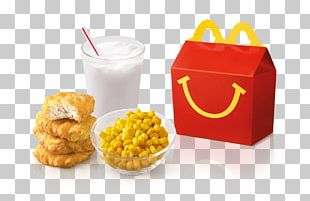 McDonald's Chicken McNuggets Chicken Nugget Breakfast Fast Food Junk Food PNG