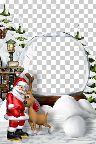 Santa Claus Christmas Eve New Year PNG