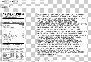 Nutrition Facts Label Breadstick Calorie Pizza PNG