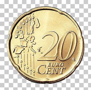 20 Cent Euro Coin Euro Coins 1 Cent Euro Coin PNG
