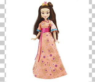 Lonnie Descendants Doll The Walt Disney Company Coronation PNG