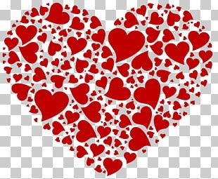 Heart Graphic Design PNG