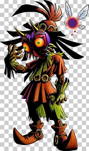 The Legend Of Zelda: Majora's Mask The Legend Of Zelda: Ocarina Of Time Hyrule Warriors Link Ganon PNG
