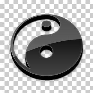 Yin And Yang 3D Computer Graphics Photography Symbol PNG